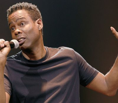 Chris Rock: Tamborine online