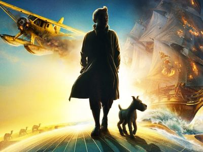 watch The Adventures of Tintin streaming