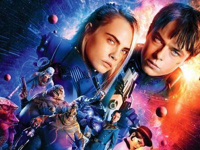 watch Valerian and the City of a Thousand Planets streaming