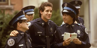 Police Academy 3 : Instructeurs de choc STREAMING