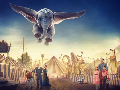watch Dumbo streaming