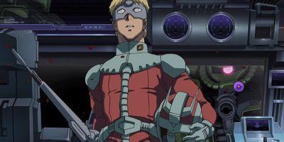 機動戦士ガンダム THE ORIGIN VI 誕生 赤い彗星 en streaming