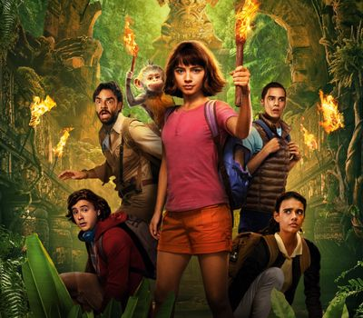 Dora and the Lost City of Gold online