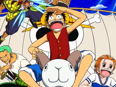 watch One Piece: The Movie streaming