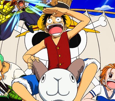 One Piece: The Movie online