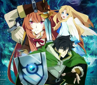 The Rising of The Shield Hero online
