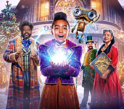 Jingle Jangle: A Christmas Journey online