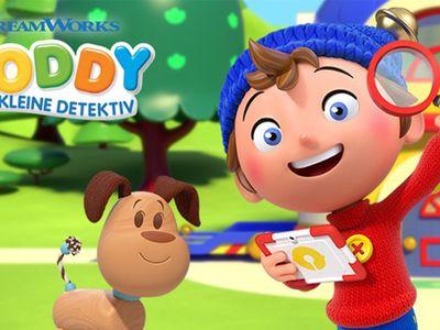 watch Noddy, Toyland Detective streaming