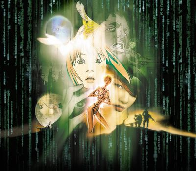 The Animatrix online