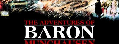 Les Aventures du baron de Münchausen online