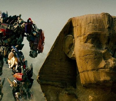 Transformers: Revenge of the Fallen online