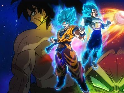 watch Dragon Ball Super: Broly streaming
