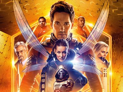 watch Ant-Man and the Wasp streaming