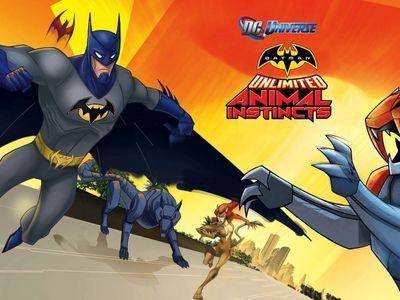 watch Batman Unlimited: Animal Instincts streaming