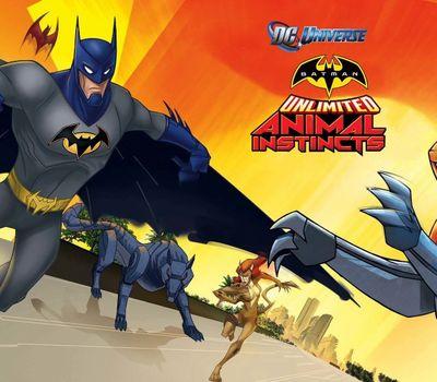 Batman Unlimited: Animal Instincts online