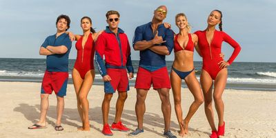 BAYWATCH : Alerte à Malibu STREAMING