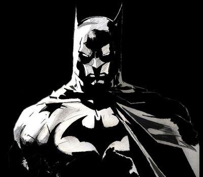 Batman: Black and White Motion Comics online