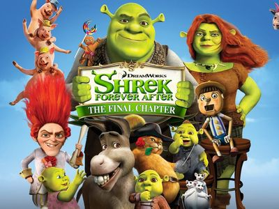 watch Shrek Forever After streaming