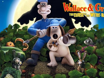 watch Wallace & Gromit: The Curse of the Were-Rabbit streaming