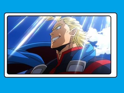 watch My Hero Academia: All Might Rising streaming