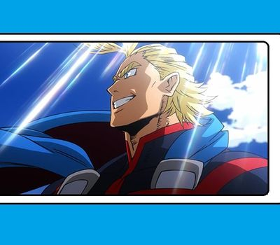 My Hero Academia: All Might Rising online