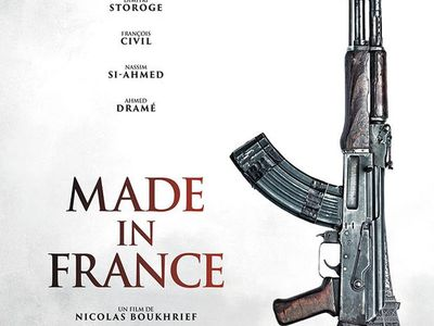 watch Made in France streaming