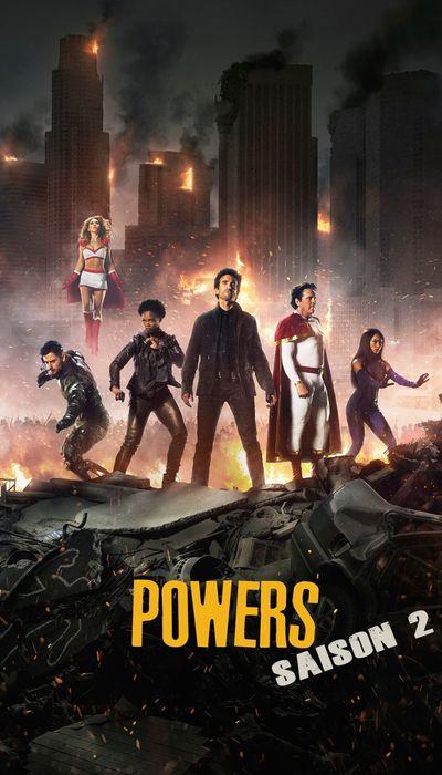 Powers movie