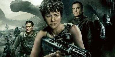 Alien : Covenant STREAMING