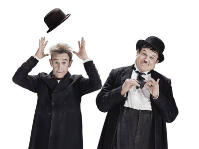 watch Stan & Ollie streaming