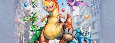 Les quatre dinosaures et le cirque magique online