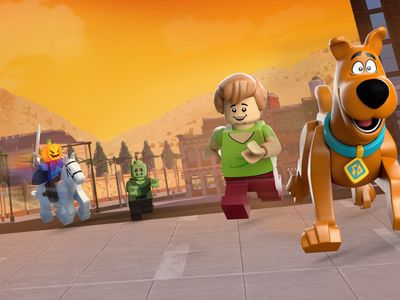 watch Lego Scooby-Doo!: Haunted Hollywood streaming