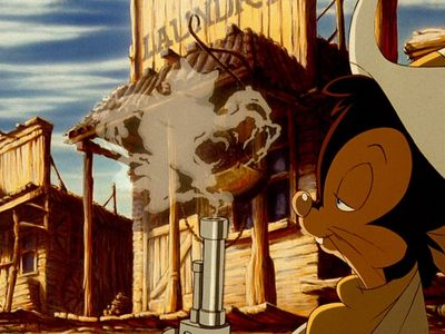 watch An American Tail: Fievel Goes West streaming