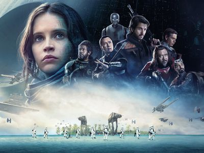 watch Rogue One: A Star Wars Story streaming