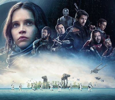 Rogue One: A Star Wars Story online