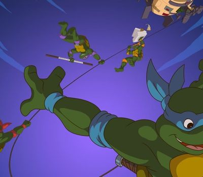 Teenage Mutant Ninja Turtles online