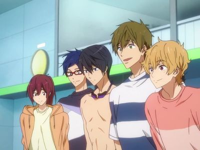 watch Free!: Take Your Marks streaming