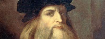 Léonard de Vinci : le portrait retrouvé online
