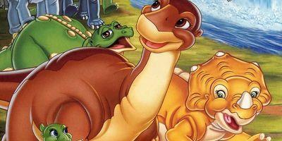 Le Petit Dinosaure 10 : Les Longs-Cous et le Cercle de lumière en streaming