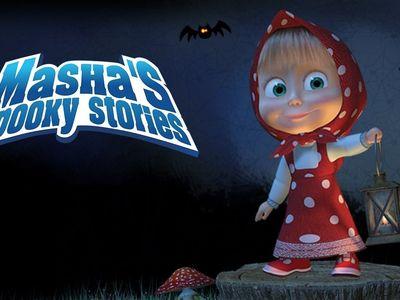 watch Masha's Spooky Stories streaming