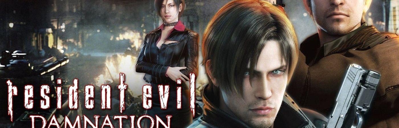 Voir film Resident Evil : Damnation en streaming