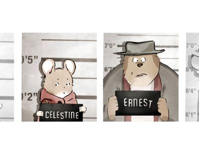 watch Ernest & Celestine streaming
