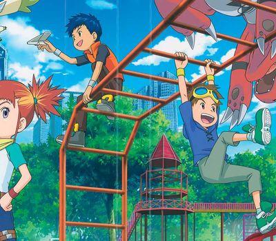 Digimon Tamers online