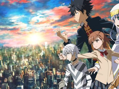 watch A Certain Magical Index streaming