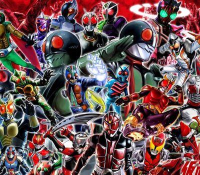 Kamen Rider online