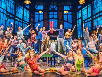 watch Kinky Boots: The Musical streaming