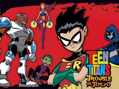 watch Teen Titans: Trouble in Tokyo streaming