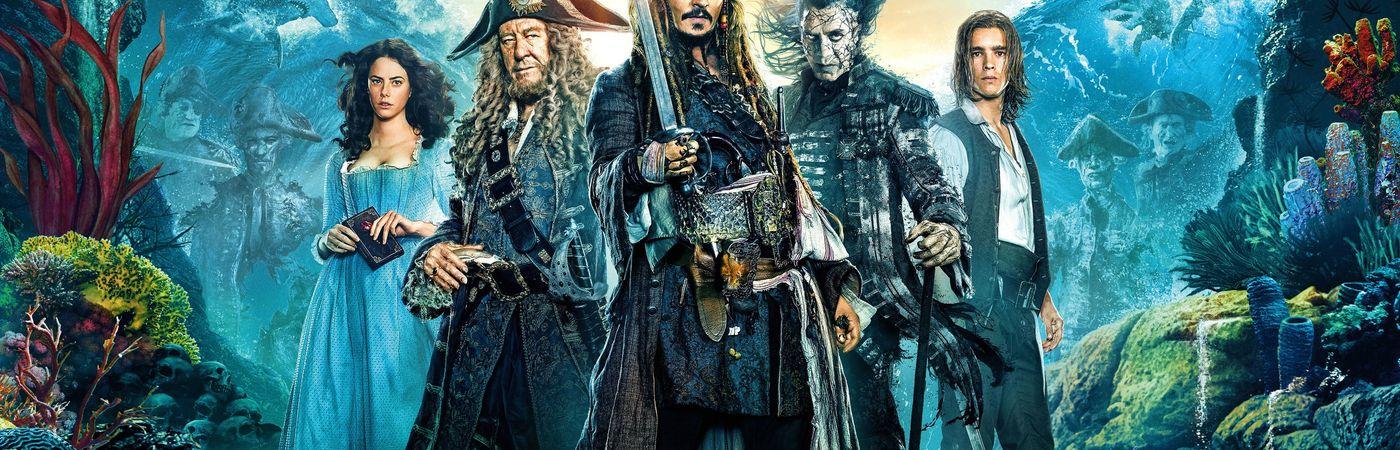 Voir film Pirates des Caraïbes : La Vengeance de Salazar en streaming