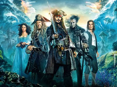 watch Pirates of the Caribbean: Dead Men Tell No Tales streaming