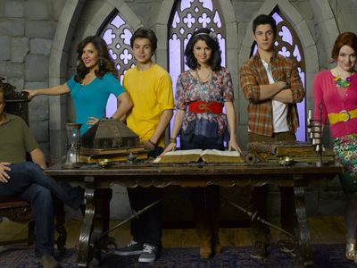 watch Wizards of Waverly Place streaming