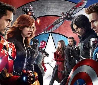 Captain America: Civil War online